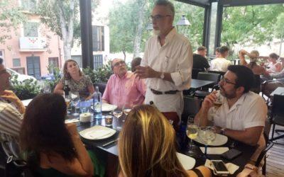 Cena de Verano de Eticentre en compañía del presidente del CES