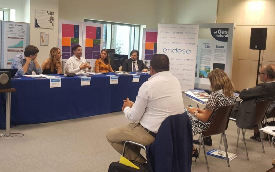 Eticentre participa en la presentación del Anuario Corresponsables 2018- Mallorca